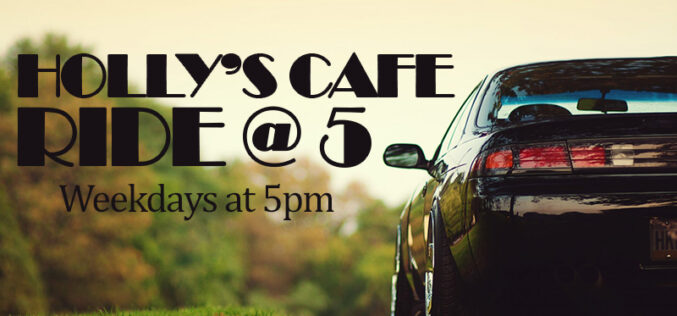 Hollys Cafe Ride At 5