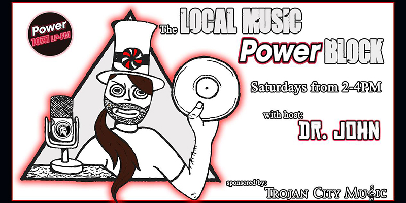 Troy Ohio Local Music Power Block