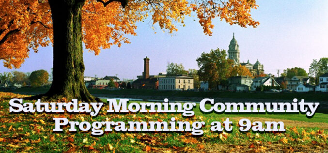 Saturday Morning Programming